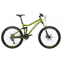 Horquilla M-WAVE c/suspension 28""